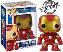 #11 - Iron Man (Avengers)