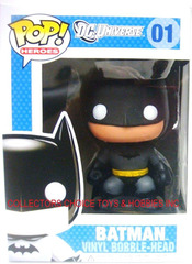 #01 Bobblehead Batman (Target Exclusive)