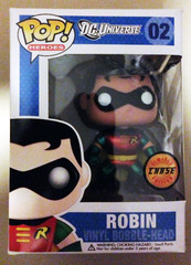 #02 - Robin (Bobble-Head Chase) [Target Exclusive]