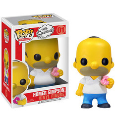 #01 - Homer Simpson (The Simpsons)