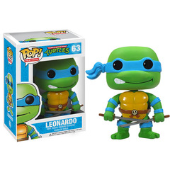 #63 - Leonardo (Teenage Mutant Ninja Turtles)