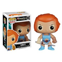 #102 - Lion-O (Thundercats)