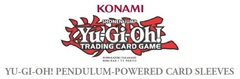 Yu-Gi-Oh! Pendulum-Powered Card Sleeves