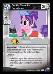Cookie Crumbles, Fancy Cooker - 68