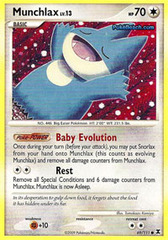 Munchlax - 69 - Promotional - Pokemon Company Annual Distributors Meeting 2009 Stamped Promo