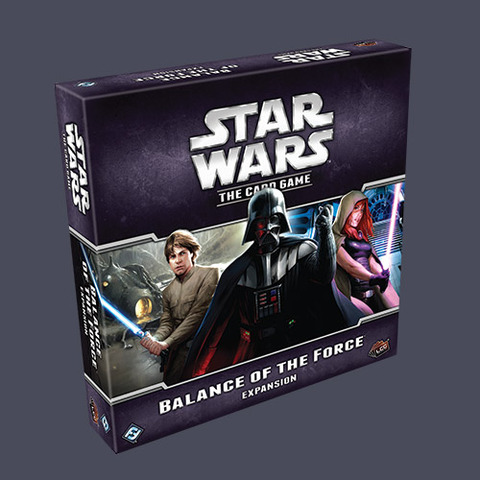 Star Wars: The Card Game - The Balance of the Force