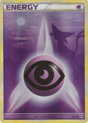 Psychic Energy - 92 - Promotional - Crosshatch Holo 2011 Player Rewards
