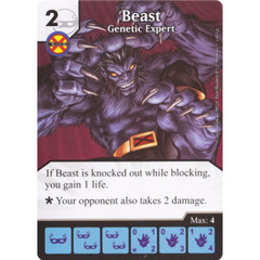 Beast - Genetic Expert (Card Only)