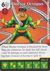 Doctor Octopus - Mad Scientist (Card Only)