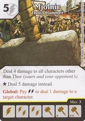 Mjolnir - Thor's Hammer (Card Only)