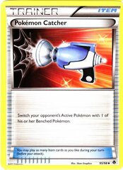 Pokemon Catcher - 95 - Promotional - Crosshatch Holo 2012 Player Rewards
