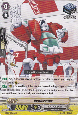 Battleraizer - EB08/035EN - C