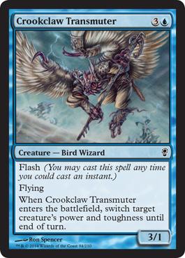 Crookclaw Transmuter