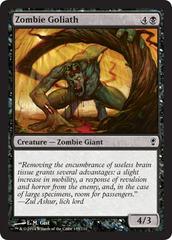 Zombie Goliath - Foil