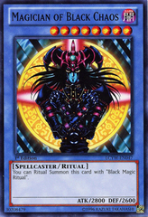Magician of Black Chaos - LCYW-EN047 - Common - Unlimited Edition