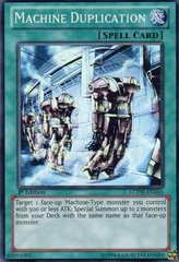 Machine Duplication - LCYW-EN145 - Super Rare - Unlimited Edition