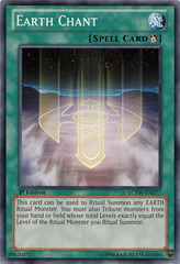 Earth Chant - LCYW-EN277 - Common - Unlimited Edition