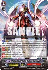 Transcendence Dragon, Dragonic Nouvelle Vague - EB09/001EN - RRR on Channel Fireball