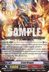 Cruel Dragon - EB09/002EN - RRR on Channel Fireball