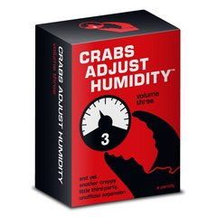 Crabs Adjust Humidity: Volume Three