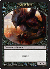Demon Token (2)