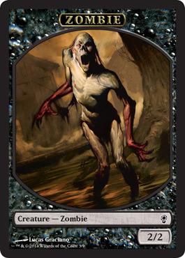 Zombie Token (3 of 9)