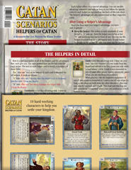 Catan Scenarios: Helpers of Catan (In-Store Purchase Only)