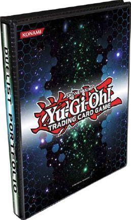 Konami Yu-Gi-Oh! 9 Pocket Folder