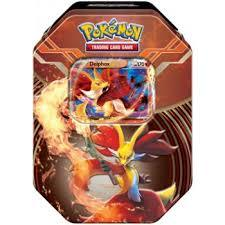 Pokemon Kalos Power Tin: Delphox EX
