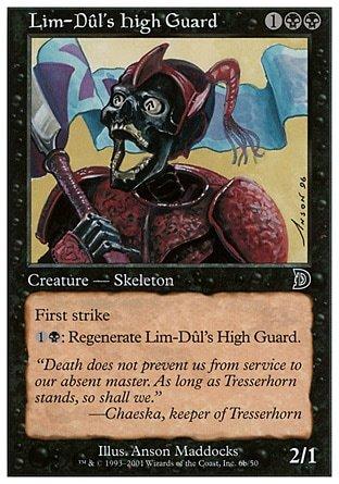 Lim-Duls High Guard (b)
