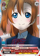 Otonokizaka High 2nd Year, Honoka - LL/W24-E069 - C