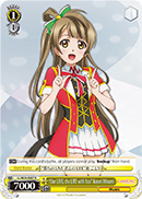 Our LIVE, the LIFE with You Kotori Minami - LL/W24-E007 - R