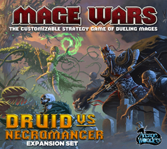 Mage Wars: Druid vs. Necromancer Expansion