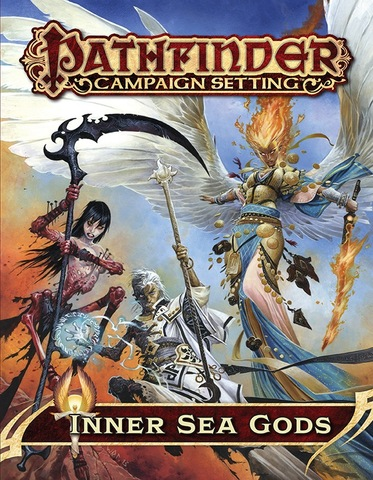 Pathfinder RPG (Campaign Setting) - Inner Sea Gods