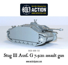 Bolt Action STUG III AUSF G German Assault Gun