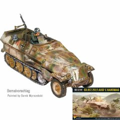 Bolt Action SD KFZ 251/1 AUSF C Hanomag