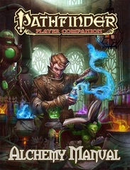Pathfinder Player Companion: Alchemy Manual [OOP]