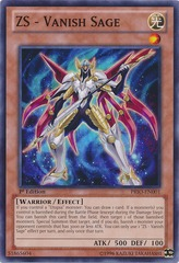 ZS - Vanish Sage - PRIO-EN001 - Common - Unlimited Edition