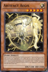 Artifact Aegis - PRIO-EN014 - Common - Unlimited Edition