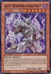 Lucent, Netherlord of Dark World - PRIO-EN031 - Super Rare - Unlimited Edition