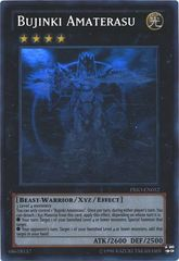 Bujinki Amaterasu - PRIO-EN052 - Ghost Rare - Unlimited Edition