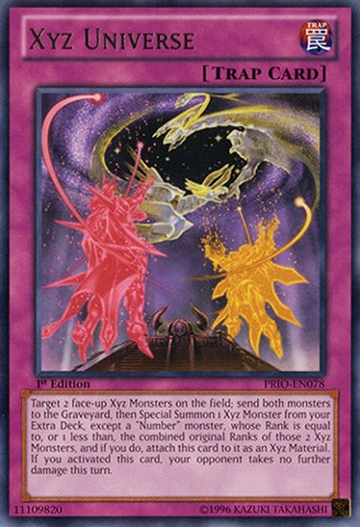PRIO Common 1st Ed - Yu-Gi-Oh Trap PRIO-EN079 AND THE BAND PLAYED ON