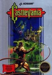 Castlevania (3 Screw Cartridge Round Seal)