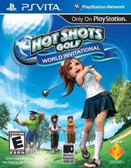 Hot Shots Golf World Invitational