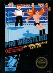 Pro Wrestling (3 Screw Cartridge)