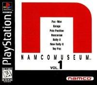 Namco Museum Volume 1 (original cover)