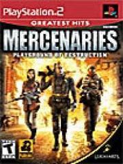 Mercenaries: Playground of Destruction Greatest Hits