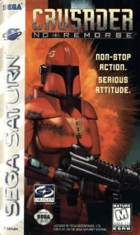Crusader No Remorse (Sega Saturn)