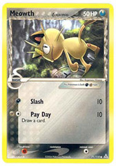 Meowth - 71/110 - Common