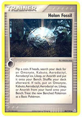 Holon Fossil - 86/110 - Uncommon on Channel Fireball